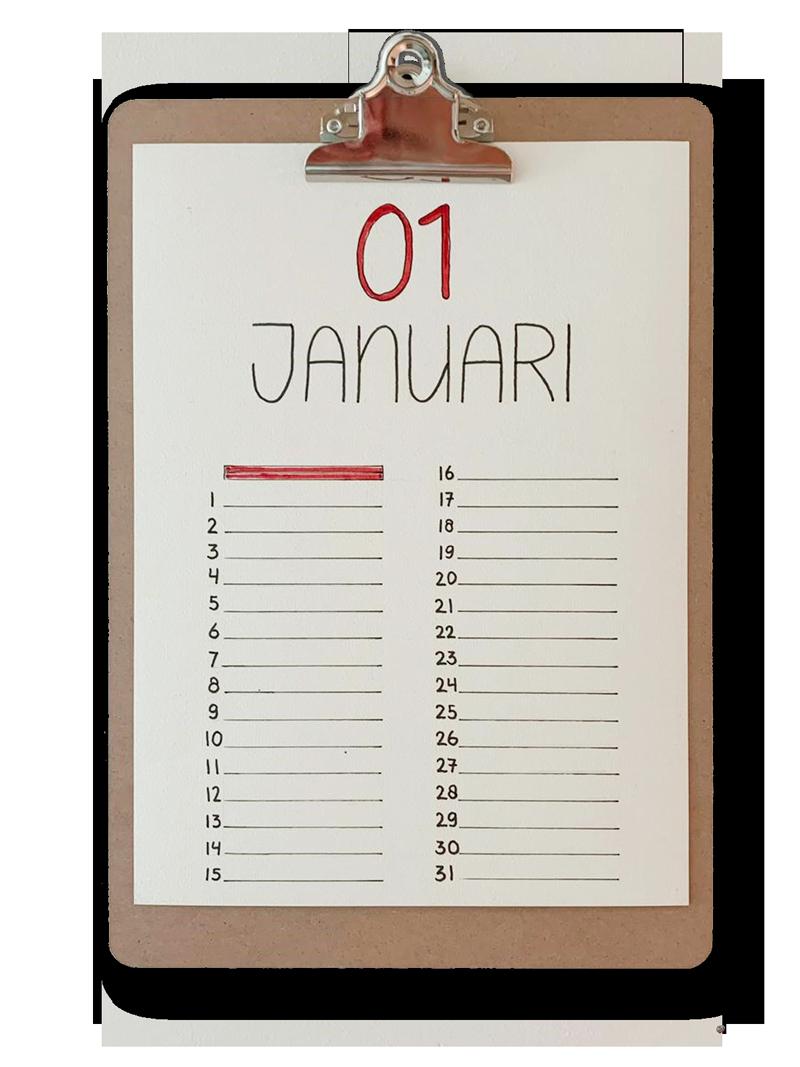 kalender_standaard_met